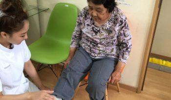 膝の痛みが早く取れる太ももトレーニング